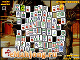 Игра Dragon-Mahjong